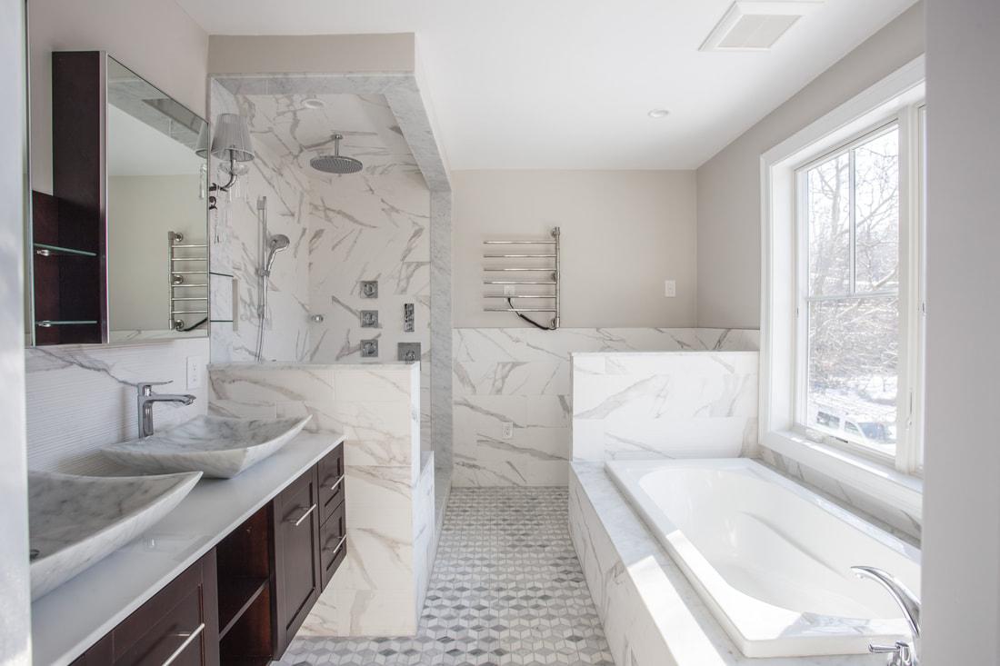 Bathroom Redesigning