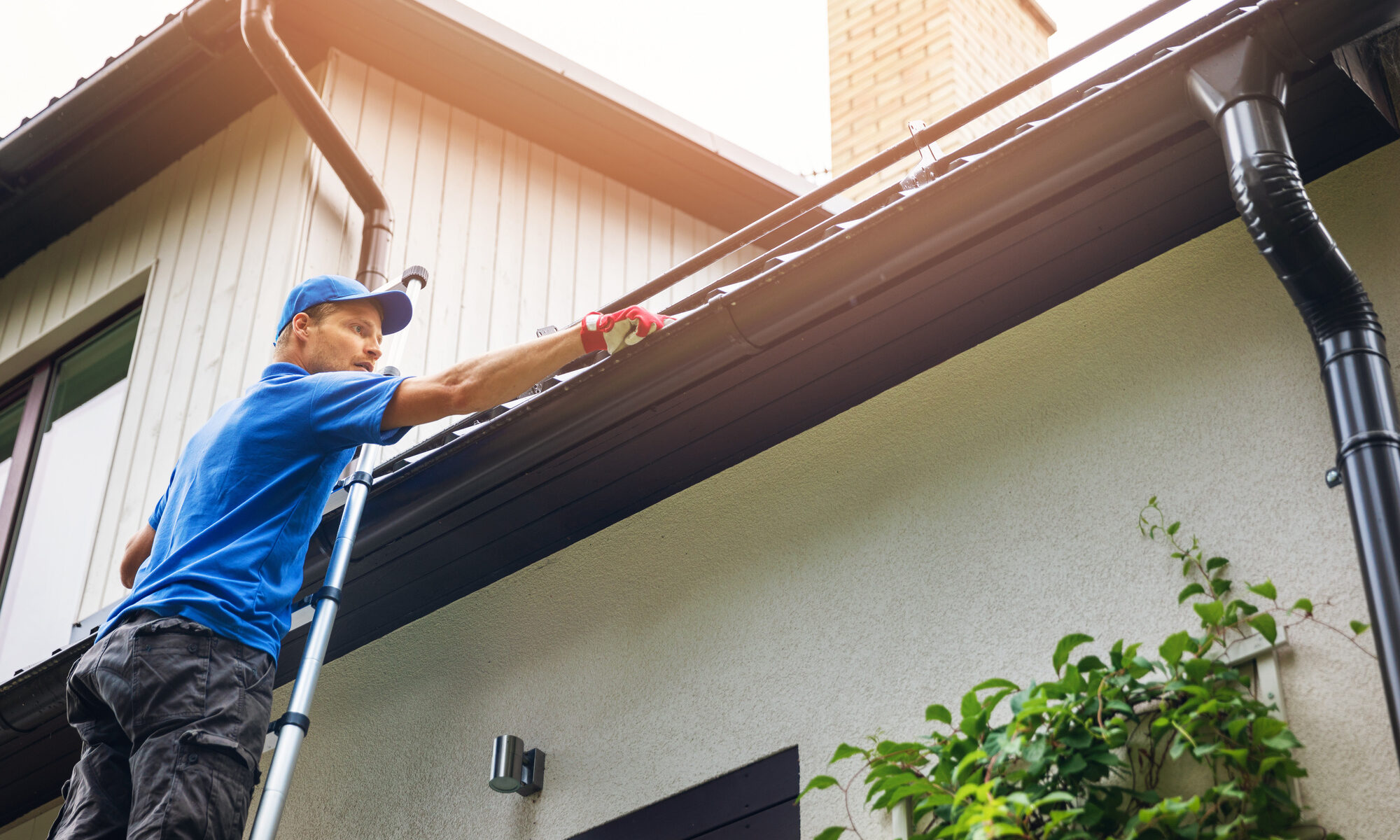 roof maintenance during monsoon